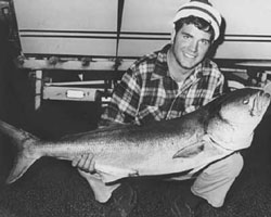 World Record Bluefish