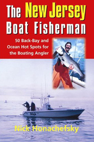Book - The New Jersey Boat Fisherman