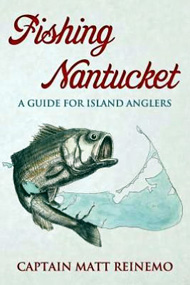 Book - Fishing Nantucket