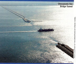 Chesapeake Bay Bridge - Tunnel