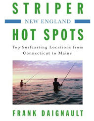 Book - Striper Hot Spots - New England