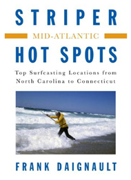 Book - Striper Hot Spots - Mid Atlantic
