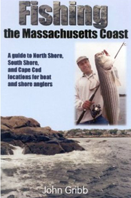 Book - Fishing The Masachucetts Coast