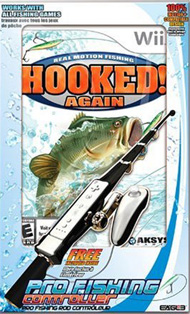 Video Game - Hooked Again Fishing Bund