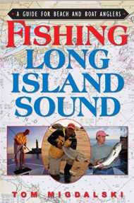 Striped bass fishing hot spot books for Long island sound fishing spots