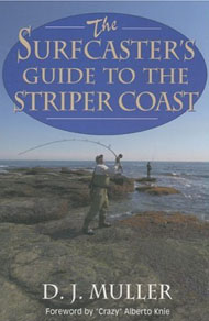 Book - The Surfcasters Guide to the Striper Coast