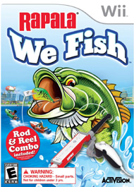 Video Game - Rapala: We Fish