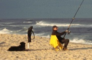 Surf Fishing The Easy Way