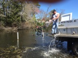 Trout Stocking in New Jersey